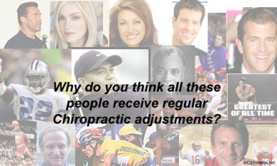 chiropractic patients